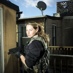 This woman is awesome! That's how I see Deputy US Marshal Ellie Jameson, book 2.