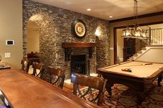 Great basement/mancave.