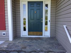front door colors with tan siding - Google Search & crimson front door with tan house - Google Search | For the Home ... Pezcame.Com