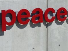 Peace<3 A meaningful word that can be mistakenly spelt out as Piece...I say share the Peace that comes with the Pie<3
