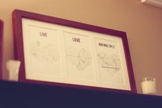 Love and Marriage {blog}: Easy peasy heart map - with a free Photoshop file
