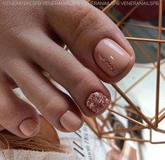 Gel Toe Nails, Feet Nails, Gel Toes, Pretty Toe Nails, Cute Toe Nails, Feet Nail Design, Toe Nail Designs, Best Toe Nail Color, Nail Colors