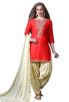 new in young and in have a large varieties of punjabi collection. Nikvik is the of punjabi salwar kameez in Patiala Salwar Suits, Shalwar Kameez, Punjabi Dress, Punjabi Suits, Red Silk, Tunic Tops, Stylish, Canada, Uae