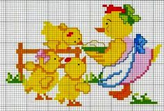 Brilliant Cross Stitch Embroidery Tips Ideas. Mesmerizing Cross Stitch Embroidery Tips Ideas. Cross Stitch Numbers, Cross Stitch Bird, Cross Stitch Animals, Cross Stitch Designs, Cross Stitching, Cross Stitch Embroidery, Embroidery Patterns, Cross Stitch Patterns, Easter Cross