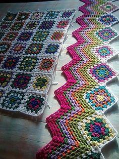 blanket by Tina Morris