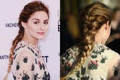 Olivia Palermo's Stunning Braid Is All the Hair Inspiration You Need | allure.com