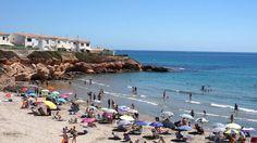 La Zenia is a lovely town of Orihuela Costa. #beach #LaZenia #Spain