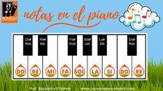 Piano, Do Re Mi, Conservatory, Music Notes, Pianos