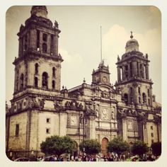 Catedral Metropolitana, México, DF