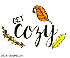 Take your hand lettering to the next level with this easy curving vine/branch doodle!