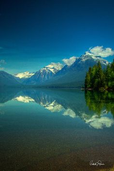 ✯ Lake McDonald - Glacier National Park, Montana