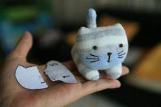 DIY Sock Kitten