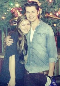 damianmcginty: Had such a fun time at Christmas Disneyland yesterday with @ac1233