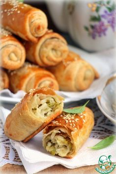 Baking Recipes, Vegan Recipes, Home Bakery, Russian Recipes, Appetisers, Saveur, Breakfast For Kids, Meals For Two, Appetizers For Party