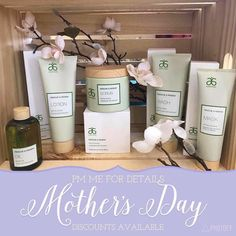 I LOVE the way this new set makes my skin feel... and my bathroom smells like a spa with the Essential Oils! Great for Mother's Day gifts! #essentialoils #spa #mothersday #vegan #glutenfree