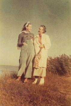 Little Edie and Big Edie, 1970s