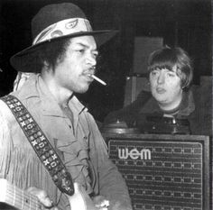 Chas Chandler of The Animals saw Jimi Hendrix play at Cafe Wha in New York City, 51 years ago today. The rest became history.