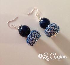 #orecchini #handmade #nome #frase #personalizzata #fattoamano #uncinetto #crochet #creazioni