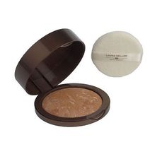 Laura Geller Baked Body Frosting - Tahitian Glow...very natural looking...doesn't transfer to clothes