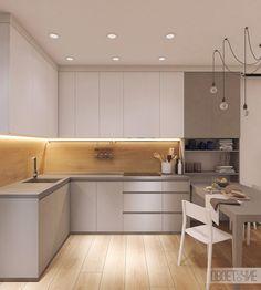 Interior Design Kitchen Table Chair Lighting Window