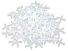 600 Pcs Rusoji 1//8-inch Wide Tile Spacers for Spacing of Floor or Wall Tiles
