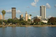 Nairobi - Place of Cool Waters, Is the best place on Earth. I love KENYA