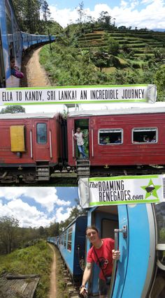 Ella to Kandy train, Sri Lanka: One of the best train rides in the world! China Travel, India Travel, Travel Nursery, Travel Wall, Travel Guides, Travel Tips, Budget Travel, Worldwide Travel, Train Rides