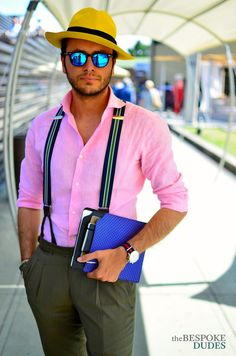 Mens fashion for th