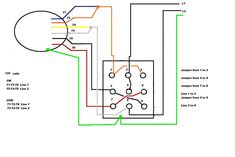 Wiring Diagram Circuit Single Phase Electric Motor Throughout Capacitor Start Reversing Drum Switch 3 10 Marathon Electric, Electric Circuit, Electrical Circuit Diagram, Electrical Wiring Diagram, Single Line Diagram, Ac Capacitor, Marathon Motors, Motorcycle Wiring, Electrical Projects