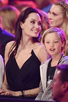 Angelina Jolie – 2015 Nickelodeon Kids Choice Awards in Inglewood