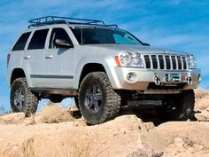 Jeep Grand Cherokee And Commander Lift Parts Photo 2