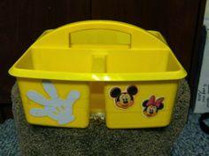 Disney Refillable Resort Mug Carrier