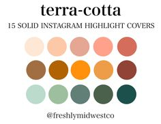 Etsy :: Your place to buy and sell all things handmade Earthy Color Palette, Colour Pallette, Color Palate, Colour Schemes, Color Trends, Color Combos, Retro Color Palette, Wes Anderson Color Palette, Best Color Combinations