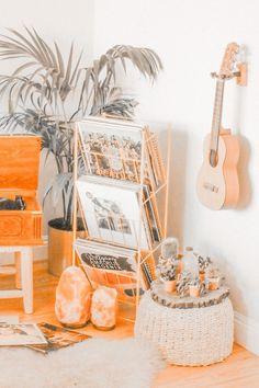 Cute Bedroom Decor, Bedroom Decor For Teen Girls, Teen Room Decor, Girl Bedroom Designs, Room Ideas Bedroom, Cute Room Ideas, Boho Room, Aesthetic Room Decor, Dream Rooms
