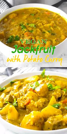 Indian Vegetarian Recipes 230950287130116309 - Instant Pot Vegan Jackfruit with Potato Curry recipe is so amazing and flavorful, made with simple ingredients it will be a favorite of yours as it is of mine. Source by healthiersteps Vegan Dinner Recipes, Indian Food Recipes, Cooking Recipes, Healthy Recipes, Keto Recipes, Pumpkin Recipes Lunch, Autumn Recipes Vegan, Instapot Vegan Recipes, Vegetarian Recipes Instant Pot