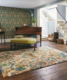 De collectie vloerkleden van Brink & Campman is verkrijgbaar bij www.kokwonenenlifestyle.nl