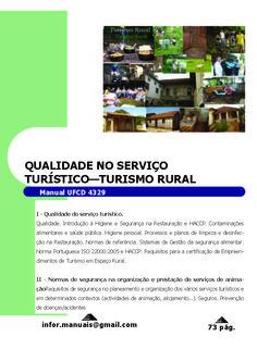 4329. QST - Turismo rural