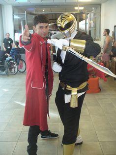 Cosplay - Power Rangers