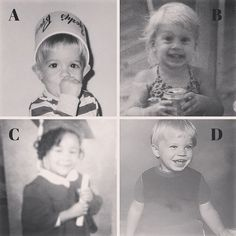 For #EmployeeAppreciation week we wanted to highlight some of our team members who don't always get put into the spotlight!! For fun we want you to guess who's who in the picture below! We have featured 4 people (Laura R Dani C Matt A and Dave S) as children! CAN YOU GUESS who is who?? Did you know that 81% of employees seldom or never received public praise 76% seldom or never received written thanks from their managers and 58% rarely or never received praise from their manager? NOT…