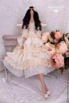 Anjo florido