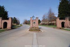 Whittington Creek entrance