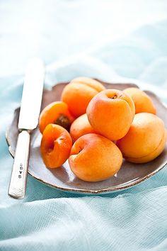 Damascos.... Una fruta exquisita en verano.