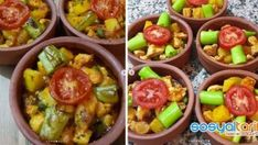Sebzeli Tavuk Güveç Tarifi Kung Pao Chicken, Guacamole, Chicken Recipes, Food And Drink, Ethnic Recipes, Desserts, Best Recipes, Meat, Food Food