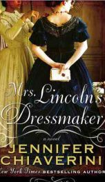 Cover of book Mrs. Lincoln's Dressmaker
