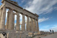 The famous Acropolis #2