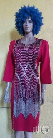 Red Turkey Dress in Surulere Sequin Dress, Turkey, Sequins, Red, Stuff To Buy, Clothes, Dresses, Lakes, Outfits