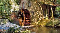 Wassermühle im Osnabrücker Land