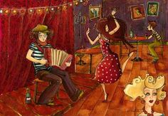 Anne-Soline » Blog Archive » L'accordéoniste
