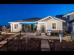 The Turquoise Model Home at Brookstone | New Homes by Lennar