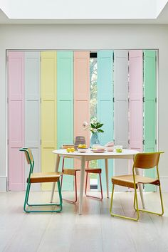 This time we researched pastel room décor ideas for nearly any room of your house. These pastel room décor ideas include from sofas to pillows, linens, and furniture. Pastel Living Room, My Living Room, Living Room Decor, Pastel Decor, Pastel Home, Beautiful Dining Rooms, Room Wallpaper, Room Paint, Living Room Designs